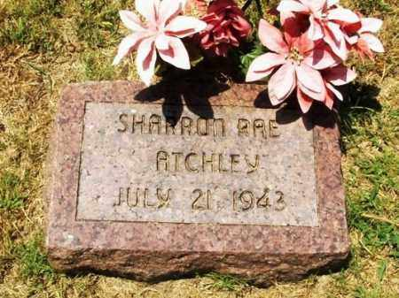 ATCHLEY, SHARRON RAE - Greer County, Oklahoma | SHARRON RAE ATCHLEY - Oklahoma Gravestone Photos
