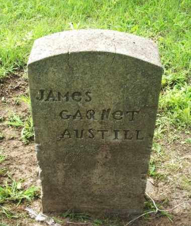 AUSTILL, JAMES GARNET - Greer County, Oklahoma | JAMES GARNET AUSTILL - Oklahoma Gravestone Photos