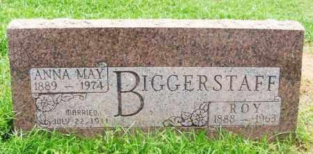 BIGGERSTAFF, ANNA MAY - Greer County, Oklahoma | ANNA MAY BIGGERSTAFF - Oklahoma Gravestone Photos