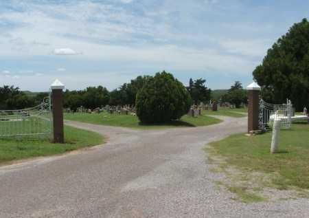 *RIVERSIDE, *ENTRANCE - Greer County, Oklahoma   *ENTRANCE *RIVERSIDE - Oklahoma Gravestone Photos