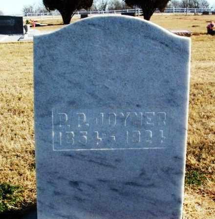 JOYNER, PLEASANT PHILLIP - Harmon County, Oklahoma   PLEASANT PHILLIP JOYNER - Oklahoma Gravestone Photos