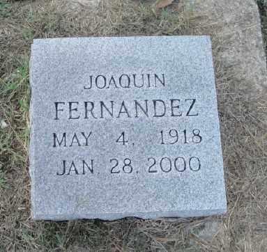 FERNANDEZ, JOAQUIN - Haskell County, Oklahoma | JOAQUIN FERNANDEZ - Oklahoma Gravestone Photos