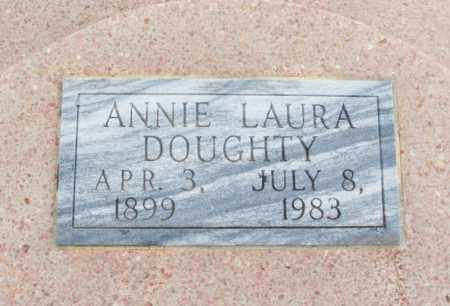 DOUGHTY, ANNIE LAURA - Jackson County, Oklahoma | ANNIE LAURA DOUGHTY - Oklahoma Gravestone Photos