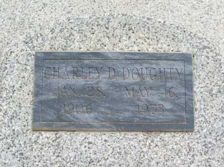 DOUGHTY, CHARLEY D - Jackson County, Oklahoma | CHARLEY D DOUGHTY - Oklahoma Gravestone Photos