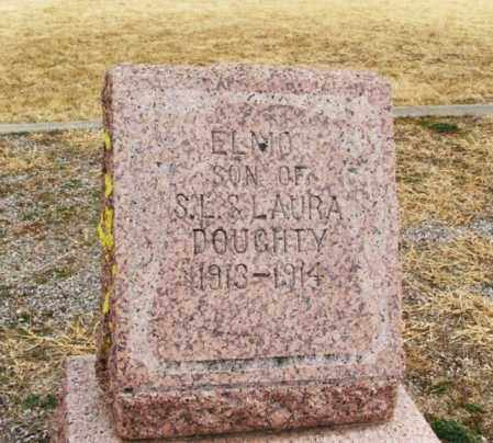 DOUGHTY, ELMO - Jackson County, Oklahoma | ELMO DOUGHTY - Oklahoma Gravestone Photos
