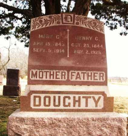DOUGHTY, MARY C - Jackson County, Oklahoma | MARY C DOUGHTY - Oklahoma Gravestone Photos