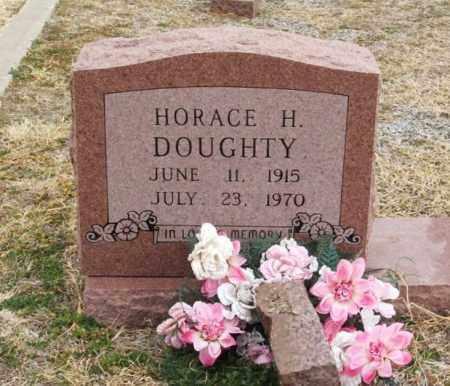DOUGHTY, HORACE H - Jackson County, Oklahoma | HORACE H DOUGHTY - Oklahoma Gravestone Photos