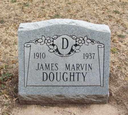 DOUGHTY, JAMES MARVIN - Jackson County, Oklahoma | JAMES MARVIN DOUGHTY - Oklahoma Gravestone Photos