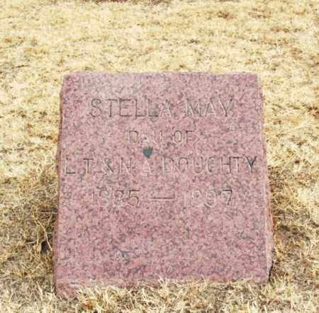 DOUGHTY, STELLA MAY - Jackson County, Oklahoma | STELLA MAY DOUGHTY - Oklahoma Gravestone Photos