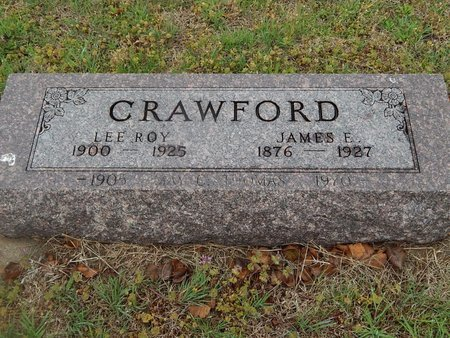 CRAWFORD, LEE ROY - Kay County, Oklahoma | LEE ROY CRAWFORD - Oklahoma Gravestone Photos