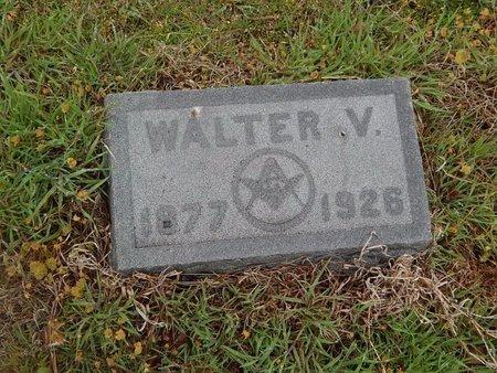 GARD, WALTER V - Kay County, Oklahoma | WALTER V GARD - Oklahoma Gravestone Photos