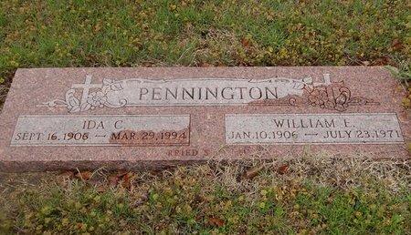 PENNINGTON, IDA C - Kay County, Oklahoma | IDA C PENNINGTON - Oklahoma Gravestone Photos