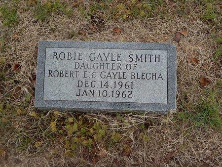 SMITH, ROBIE GAYLE - Kay County, Oklahoma | ROBIE GAYLE SMITH - Oklahoma Gravestone Photos