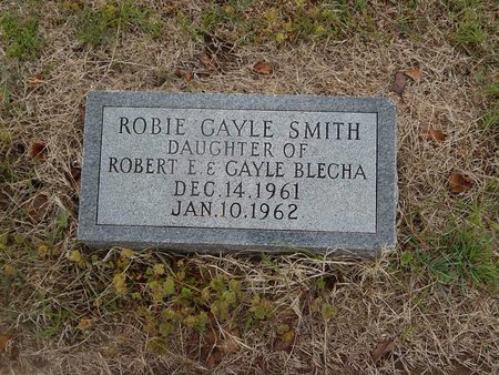 SMITH, ROBIE GAYLE - Kay County, Oklahoma | ROBIE GAYLE SMITH - Oklahoma Gravestone Photos