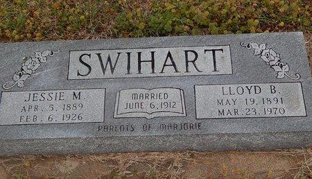 SWIHART, JESSIE M - Kay County, Oklahoma | JESSIE M SWIHART - Oklahoma Gravestone Photos