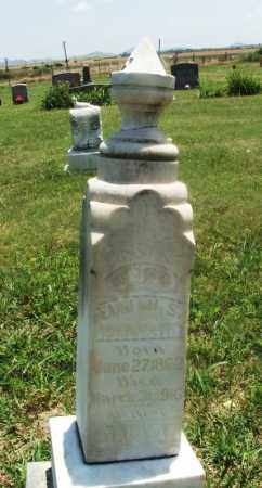 ABERNATHY, ELIJAH S - Kiowa County, Oklahoma | ELIJAH S ABERNATHY - Oklahoma Gravestone Photos