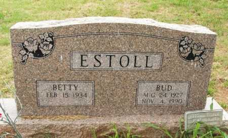 ESTOLL, BETTY - Kiowa County, Oklahoma | BETTY ESTOLL - Oklahoma Gravestone Photos