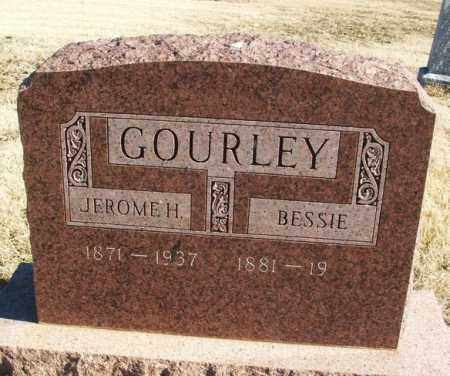 GOURLEY, JEROME H - Kiowa County, Oklahoma | JEROME H GOURLEY - Oklahoma Gravestone Photos