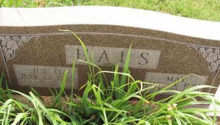 HALS, JOE AND MAY - Kiowa County, Oklahoma   JOE AND MAY HALS - Oklahoma Gravestone Photos