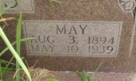 HALS, MAY - Kiowa County, Oklahoma   MAY HALS - Oklahoma Gravestone Photos