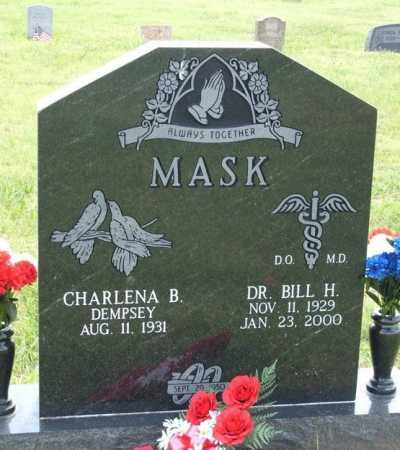 MASK, CHARLENA B - Kiowa County, Oklahoma   CHARLENA B MASK - Oklahoma Gravestone Photos