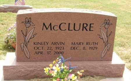 MCCLURE, MARY RUTH - Kiowa County, Oklahoma | MARY RUTH MCCLURE - Oklahoma Gravestone Photos