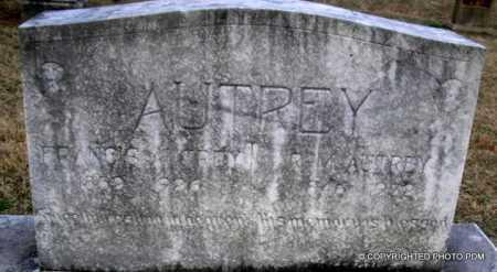 AUTREY, FRANCIS - Le Flore County, Oklahoma   FRANCIS AUTREY - Oklahoma Gravestone Photos