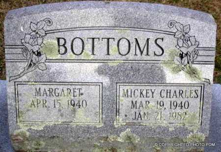 BOTTOMS, MICKEY CHARLES - Le Flore County, Oklahoma | MICKEY CHARLES BOTTOMS - Oklahoma Gravestone Photos