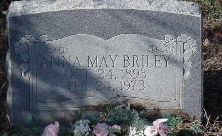 PAINTER BRILEY, ANNA MAY - Le Flore County, Oklahoma   ANNA MAY PAINTER BRILEY - Oklahoma Gravestone Photos