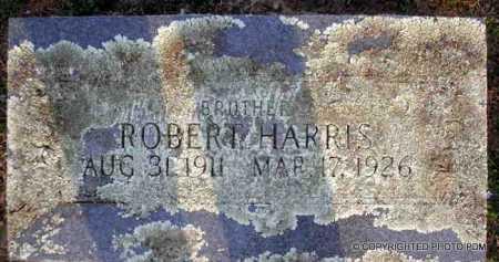 HARRIS, ROBERT - Le Flore County, Oklahoma   ROBERT HARRIS - Oklahoma Gravestone Photos