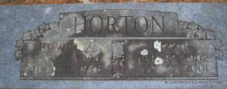 HORTON, LIZZIE - Le Flore County, Oklahoma | LIZZIE HORTON - Oklahoma Gravestone Photos