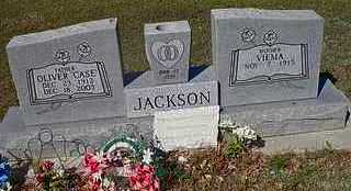 ATTABERRY JACKSON, VIEMA ERSIE - Le Flore County, Oklahoma   VIEMA ERSIE ATTABERRY JACKSON - Oklahoma Gravestone Photos