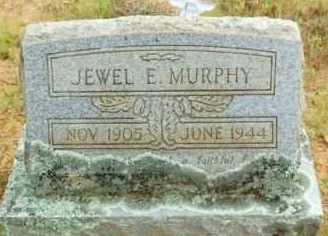 MURPHY, JEWEL E. - Le Flore County, Oklahoma   JEWEL E. MURPHY - Oklahoma Gravestone Photos