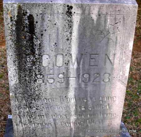 OWEN, G  C - Le Flore County, Oklahoma | G  C OWEN - Oklahoma Gravestone Photos