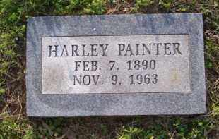 PAINTER, HARLEY - Le Flore County, Oklahoma | HARLEY PAINTER - Oklahoma Gravestone Photos