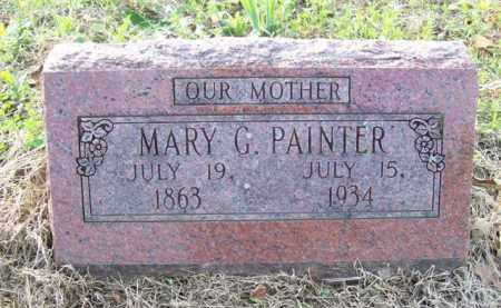 PAINTER, MARY - Le Flore County, Oklahoma | MARY PAINTER - Oklahoma Gravestone Photos
