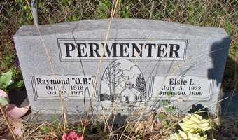 POWERS PERMENTER, ELSIE LORENE - Le Flore County, Oklahoma | ELSIE LORENE POWERS PERMENTER - Oklahoma Gravestone Photos