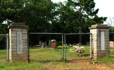 *SLAYTONVILLE, *GATE - Le Flore County, Oklahoma | *GATE *SLAYTONVILLE - Oklahoma Gravestone Photos