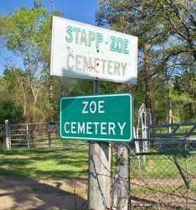 *STAPP-ZOE SIGN,  - Le Flore County, Oklahoma |  *STAPP-ZOE SIGN - Oklahoma Gravestone Photos