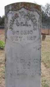 REEVES, JOSIAH W. - Logan County, Oklahoma | JOSIAH W. REEVES - Oklahoma Gravestone Photos