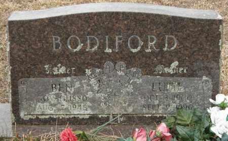 BODIFORD, BEN - McCurtain County, Oklahoma   BEN BODIFORD - Oklahoma Gravestone Photos