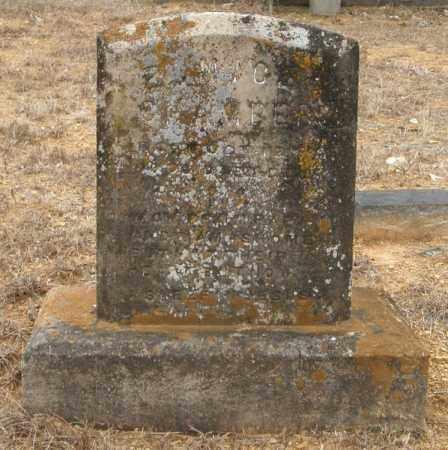 CHAMBERS, EUNICE - McCurtain County, Oklahoma | EUNICE CHAMBERS - Oklahoma Gravestone Photos