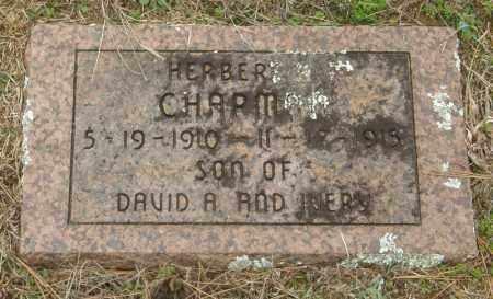 CHAPMAN, HERBERT M. - McCurtain County, Oklahoma | HERBERT M. CHAPMAN - Oklahoma Gravestone Photos