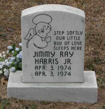HARRIS, JIMMY RAY JR. - McCurtain County, Oklahoma | JIMMY RAY JR. HARRIS - Oklahoma Gravestone Photos
