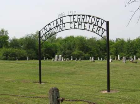 CEMETERY, CHECOTAH - McIntosh County, Oklahoma | CHECOTAH CEMETERY - Oklahoma Gravestone Photos