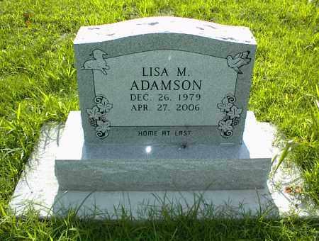ADAMSON, LISA M. - Nowata County, Oklahoma | LISA M. ADAMSON - Oklahoma Gravestone Photos