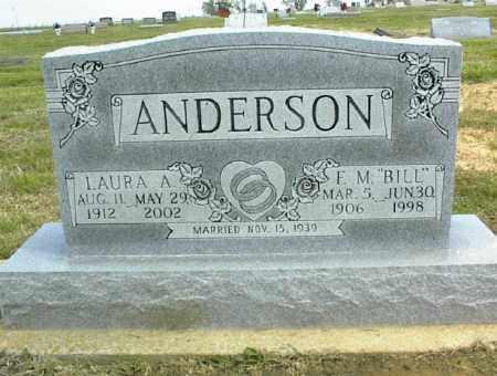 ANDERSON, E. M. - Nowata County, Oklahoma   E. M. ANDERSON - Oklahoma Gravestone Photos