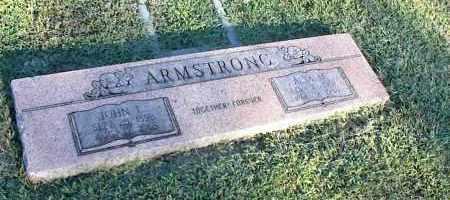 ARMSTRONG, ALLA - Nowata County, Oklahoma   ALLA ARMSTRONG - Oklahoma Gravestone Photos