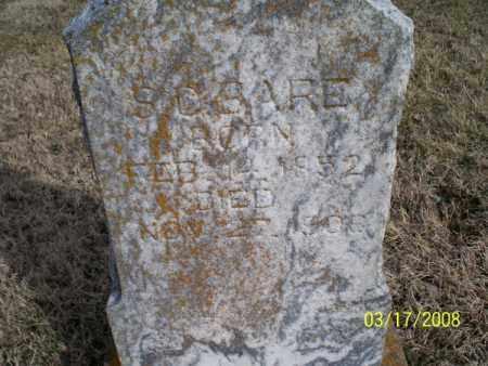 BARE, S. D. - Nowata County, Oklahoma   S. D. BARE - Oklahoma Gravestone Photos