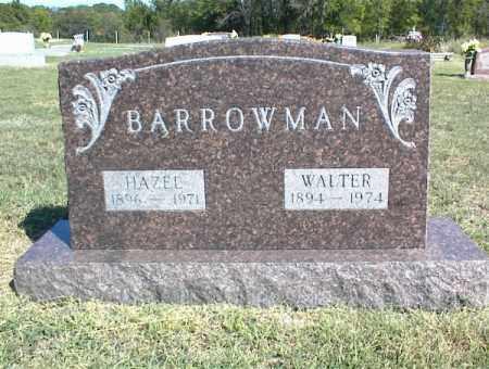 BARROWMAN, HAZEL - Nowata County, Oklahoma | HAZEL BARROWMAN - Oklahoma Gravestone Photos